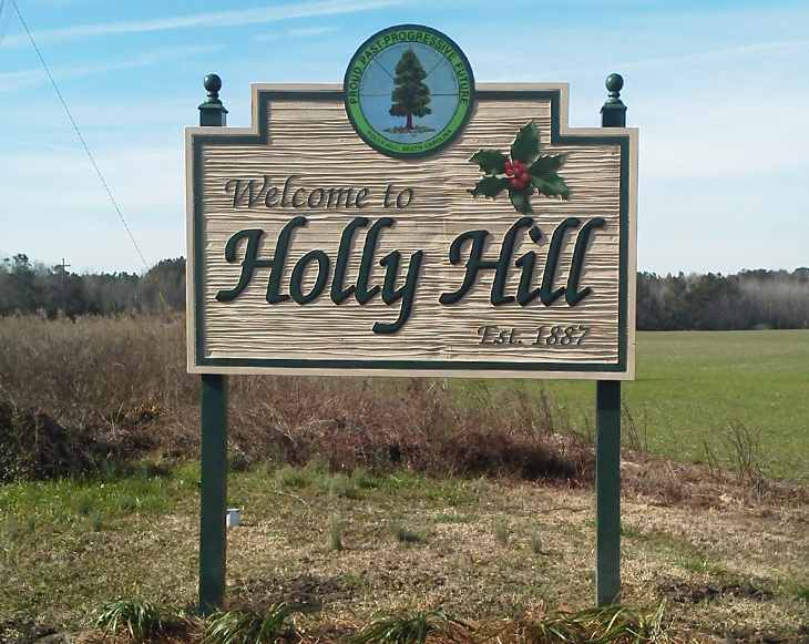 Holly Hill Welcome
